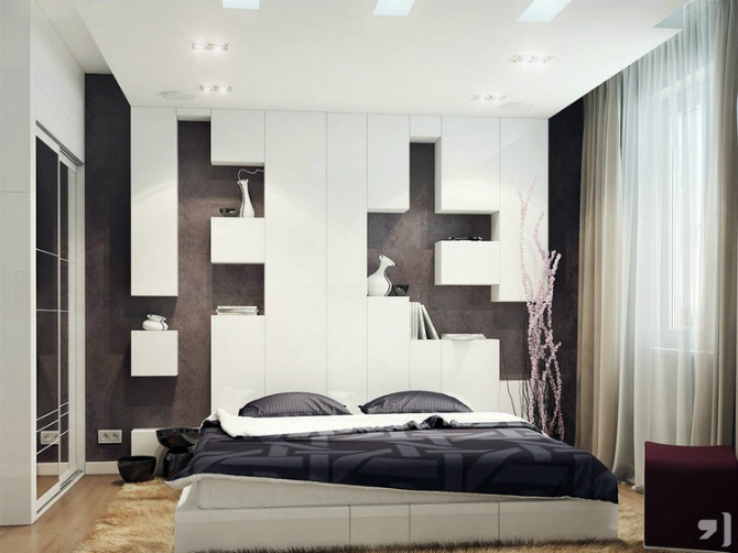 Bedroom 1 Minimalist Interior interior design ideas for a minimalist master bedroom – master
