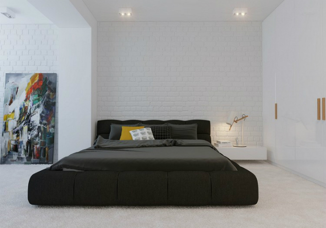 Interior Design Ideas for a Minimalist Master Bedroom master bedroom Interior Design Ideas for a Minimalist Master Bedroom 3 15