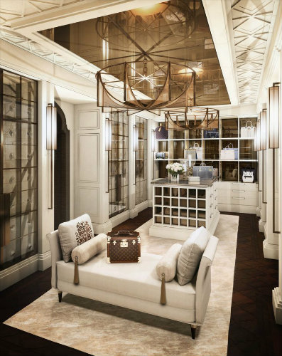 18 luxury closets for the master bedroom master bedroom for Master bedroom closet