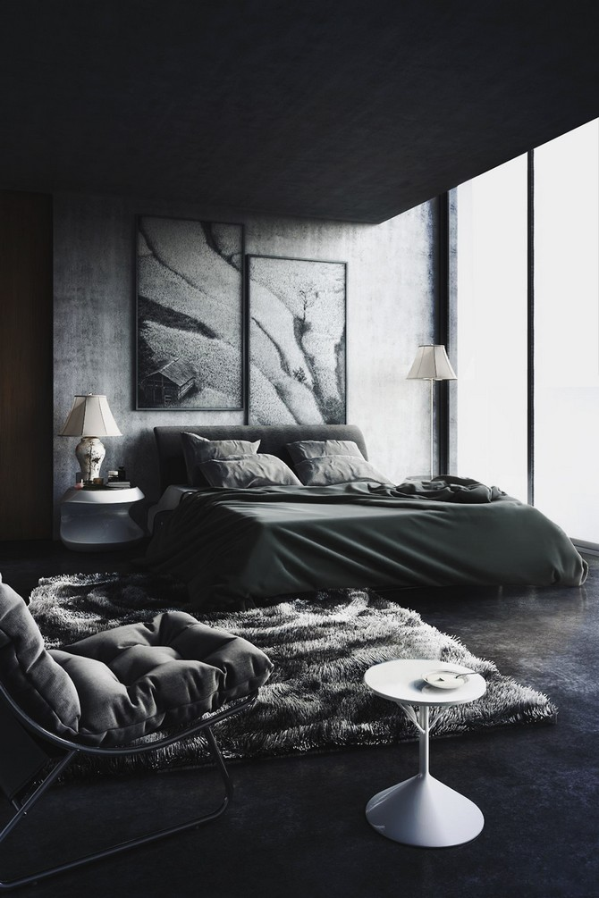 Master Bedroom Decor black design Black Design Inspiration For a Master Bedroom Decor Black Design Inspiration For a Master Bedroom Decor 1