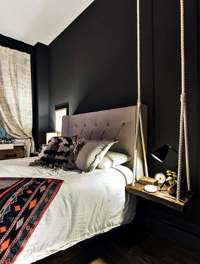 Black Design Inspiration For a Master Bedroom Decor (10) black design Black Design Inspiration For a Master Bedroom Decor Black Design Inspiration For a Master Bedroom Decor 10