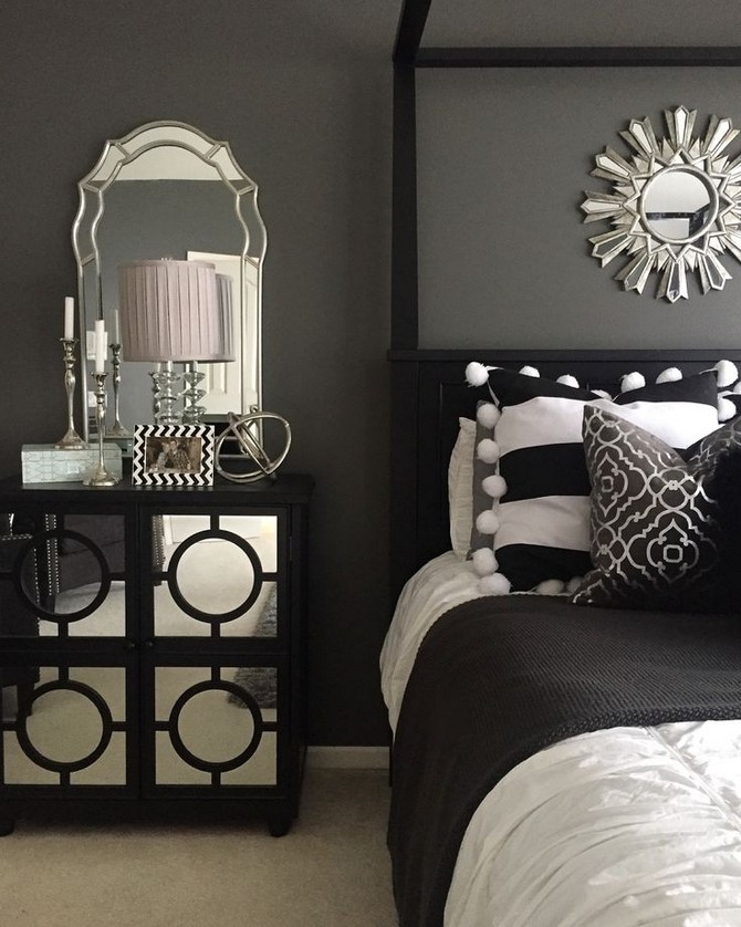 Master Bedroom Decor black design Black Design Inspiration For a Master Bedroom Decor Black Design Inspiration For a Master Bedroom Decor 3