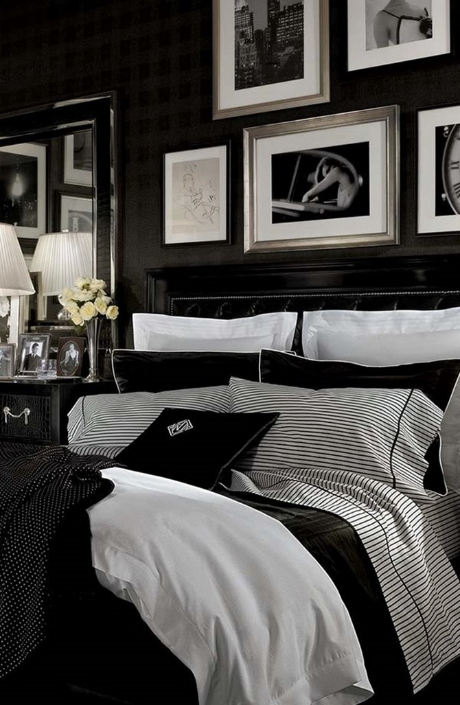 Master Bedroom Decor Black Design Black Design Inspiration For Master Bedroom Decor Black Design Inspiration For a Master Bedroom Decor 6