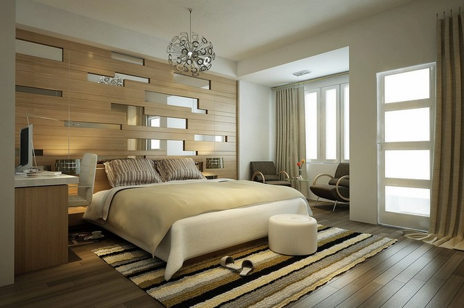 Neutral-Paletted Bedroom Designs for This Spring (7) bedroom designs Neutral-Paletted Bedroom Designs for This Spring Neutral Paletted Bedroom Designs for This Spring 7