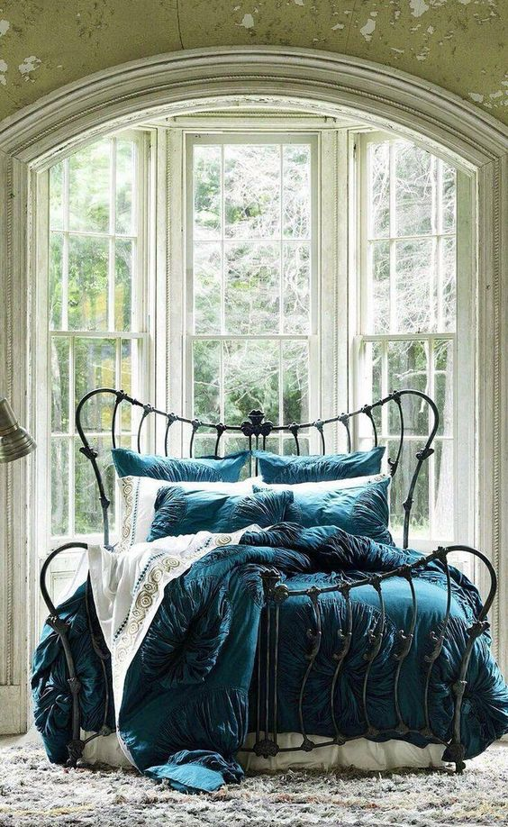 50 Beautiful Bedroom Designs Found on Pinterest beautiful bedroom designs 50 Beautiful Bedroom Designs Found on Pinterest Over the top bedroom but we love it 1