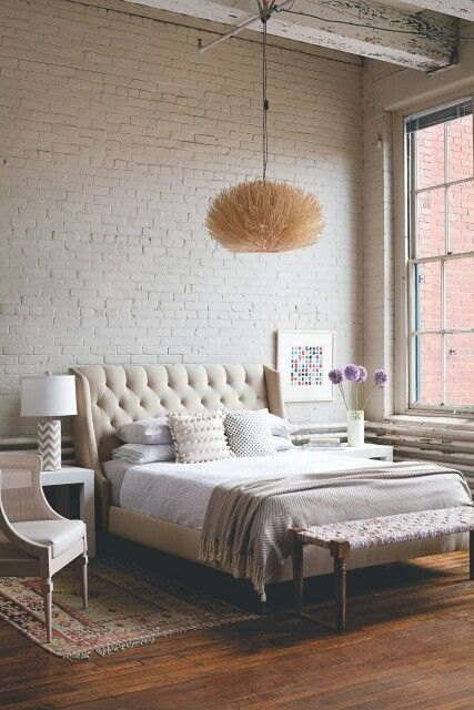 50 Beautiful Bedroom Designs Found on Pinterest beautiful bedroom designs 50 Beautiful Bedroom Designs Found on Pinterest Pastel colors in industrial master bedroom design 1