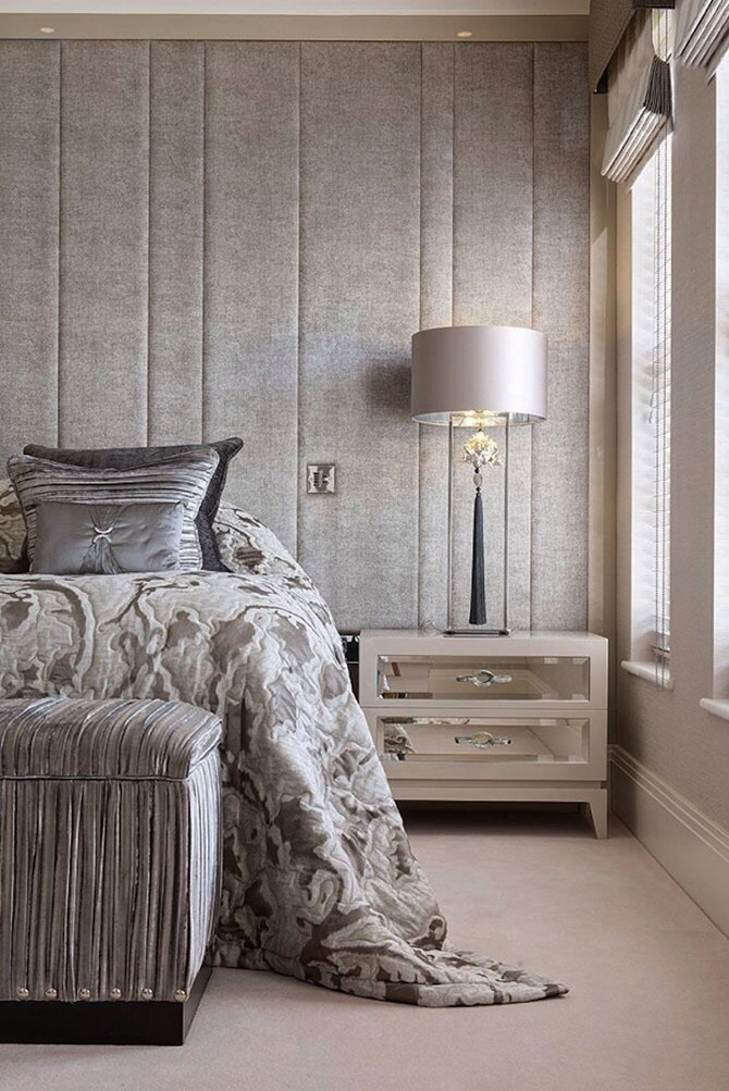 Trends for 2016 the best nightstands for a master for Bedroom trends 2016