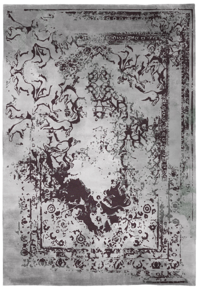 Bedroom Rugs With A Lush Feel Underfoot bedroom rugs Bedroom Rugs With A Lush Feel Underfoot posidon by boca do lobo