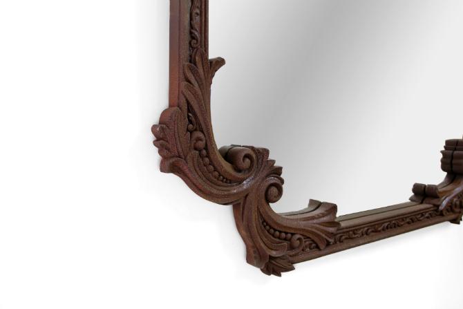 floor mirrors Floor Mirrors: the Essential of Master Bedroom Interiors 04