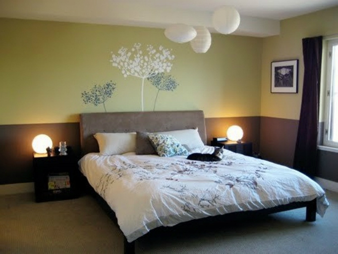 Zen bedrooms relaxing and harmonious ideas for bedrooms for Relaxing master bedroom designs