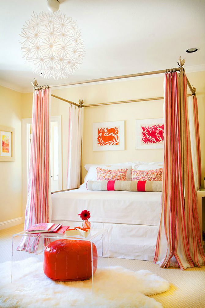 World's Smile Day World's Smile Day: Be Happy with Strong Master Bedroom Colors 4 10