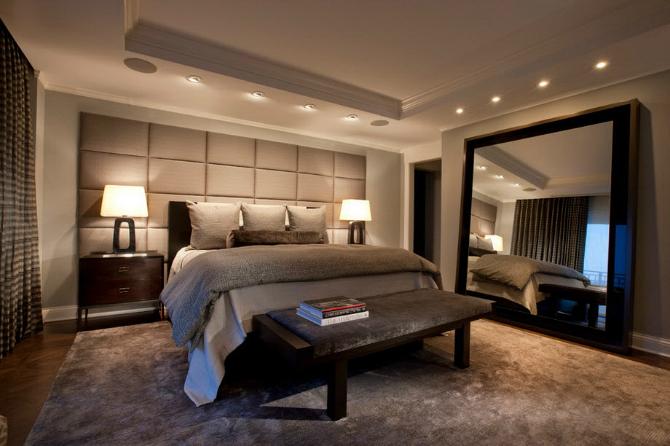 floor mirrors Floor Mirrors: the Essential of Master Bedroom Interiors 4 8
