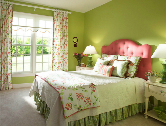World's Smile Day World's Smile Day: Be Happy with Strong Master Bedroom Colors 5 8