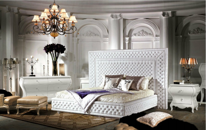 Luxury Master Bedroom Ideas Inspired In Marilyn Monroe