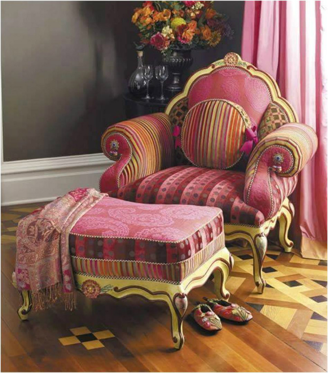 Bedroom Armchairs that Completely Steal the Scene bedroom armchairs Bedroom Armchairs that Completely Steal the Scene 6 5