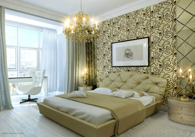 Ideas for Bedrooms: Inspiring Wallpapers that Will Make You Dream inspiring wallpapers Ideas for Bedrooms: Inspiring Wallpapers that Will Make You Dream 9