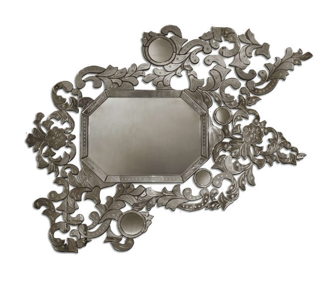 Mysterious Silver Bedroom Mirrors to Admire