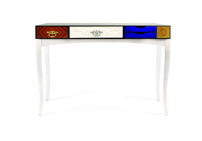 soho family Soho Family: The Irreverence of Luxury Bedroom Furniture soho console 2