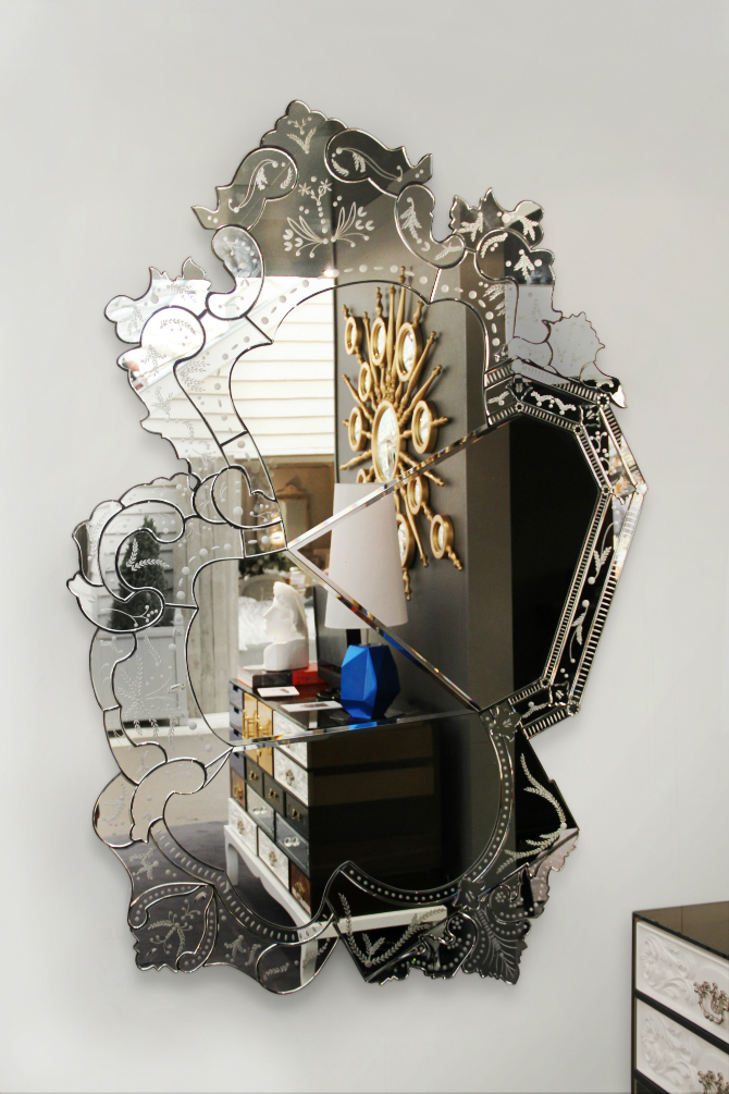 Bedroom Mirrors Mysterious Silver Bedroom Mirrors to Admire venice by Boca do Lobo