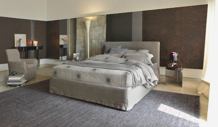 Chic Master Bedroom Ideas by Flou Collections flou collections Chic Master Bedroom Ideas by Flou Collections 1 20