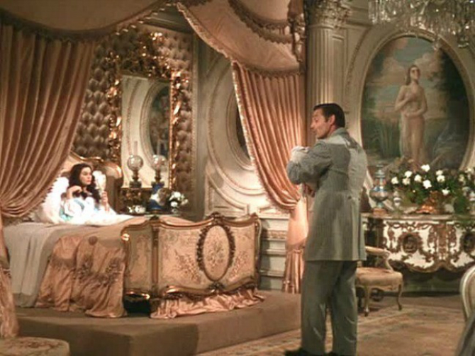 The Most Famous and Iconic Bedroom Designs in Movies Bedroom Designs The Most Famous and Iconic Bedroom Designs in Movies 12 Gone with the Wind