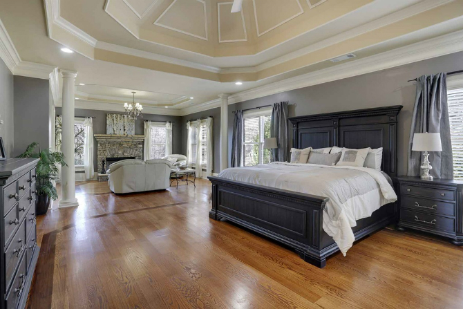 50 Bedroom Design Ideas for a Serene Master Bedroom bedroom design 50 Bedroom Design Ideas for a Serene Master Bedroom 14 3