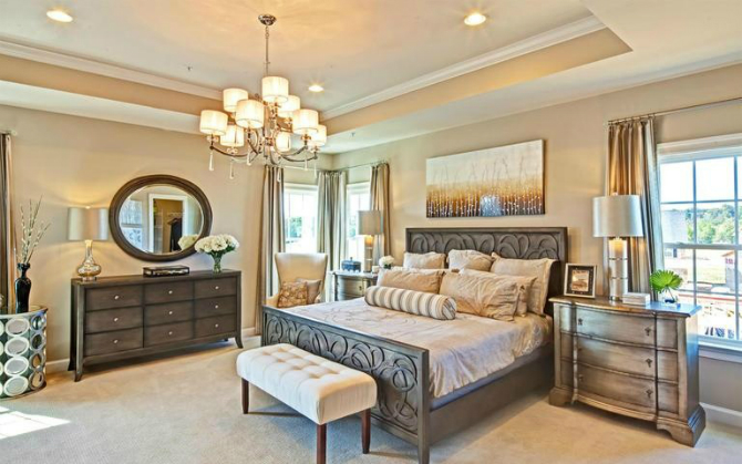 50 Bedroom Design Ideas for a Serene Master Bedroom bedroom design 50 Bedroom Design Ideas for a Serene Master Bedroom 17