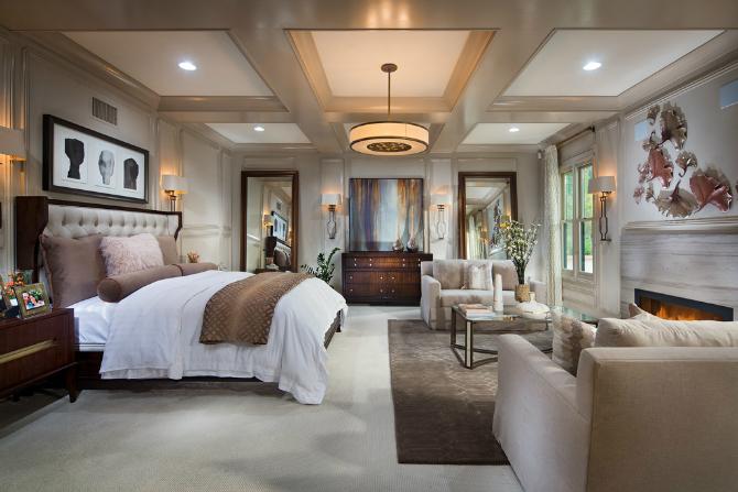 bedroom design 50 Bedroom Design Ideas for a Serene Master Bedroom 19