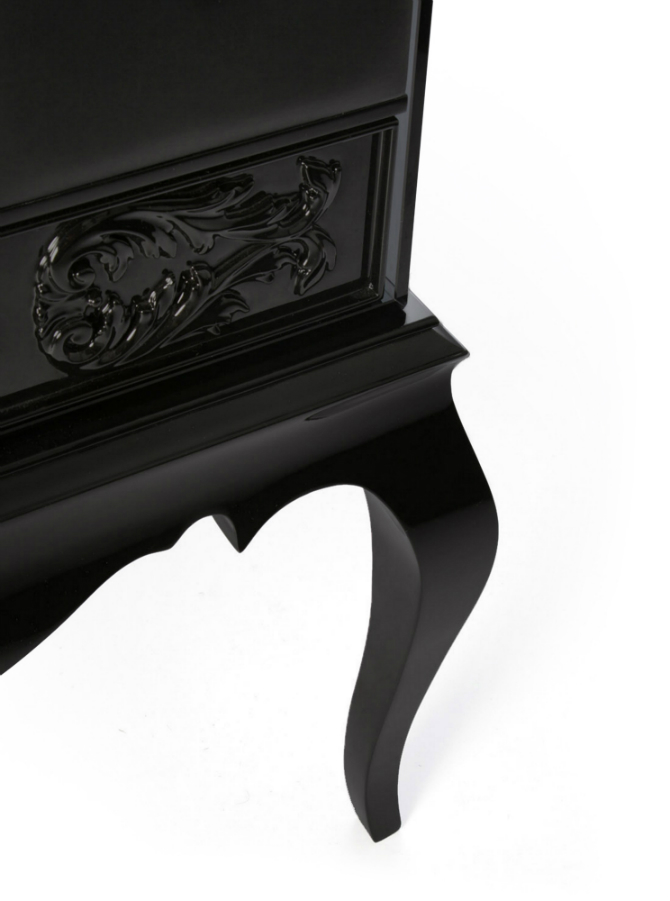 brooklyn Brooklyn Bedside Table: A Charismatic Bedroom Piece that Seduces 2 1