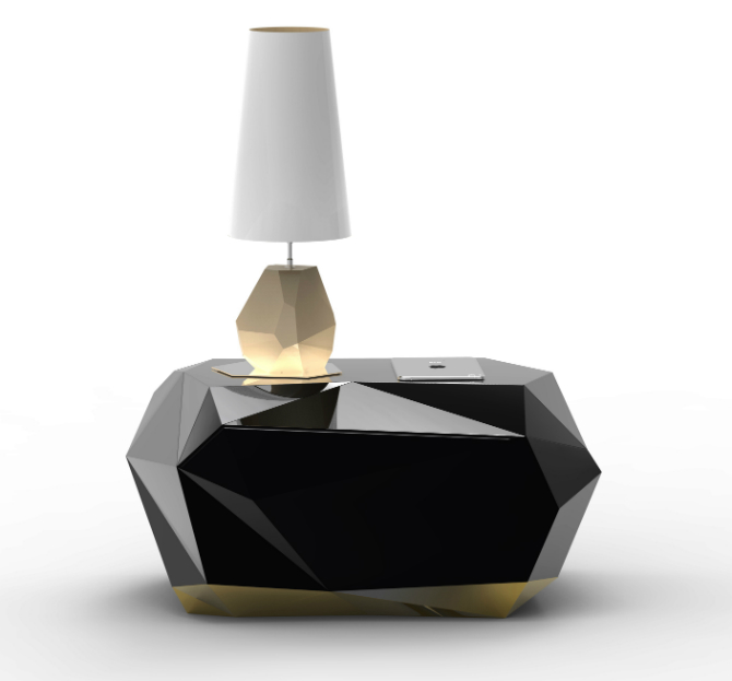 Diamond Family: Make a Splash in Master Bedroom Design