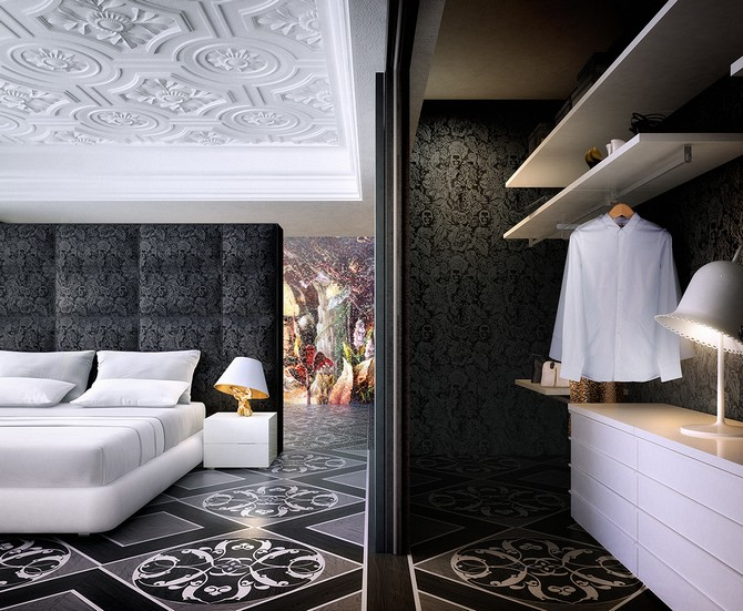 Marcel Wanders Marcel Wanders Astonishing Master Bedroom Ideas 4 10