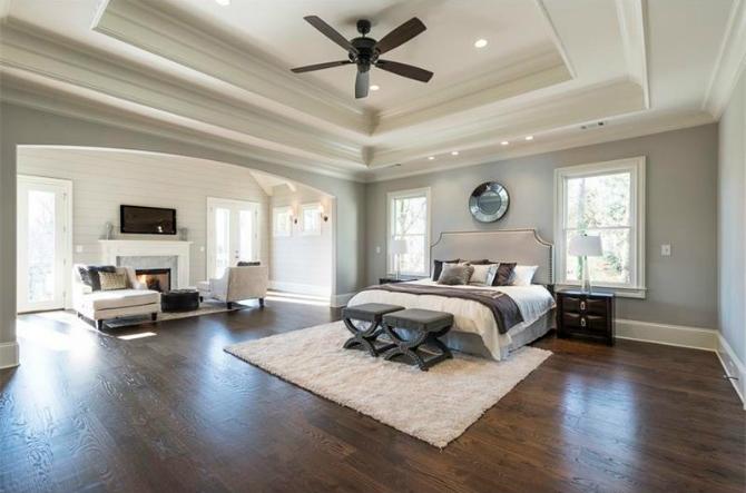 bedroom design 50 Bedroom Design Ideas for a Serene Master Bedroom 40