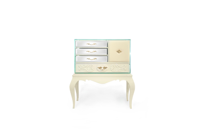 brooklyn Brooklyn Bedside Table: A Charismatic Bedroom Piece that Seduces 5