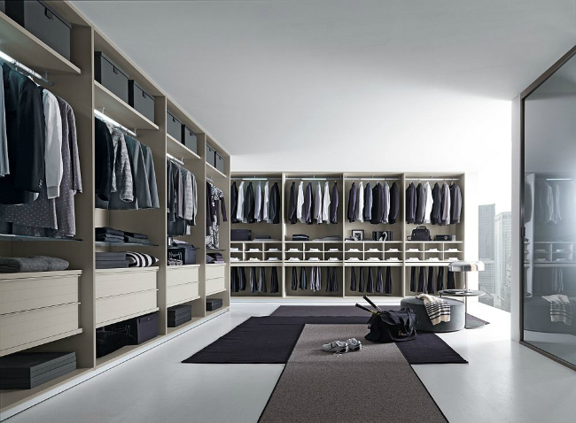 walk-in closets Fabulous Walk-In Closets to Make your Bedroom Interior More Organized! 7 6