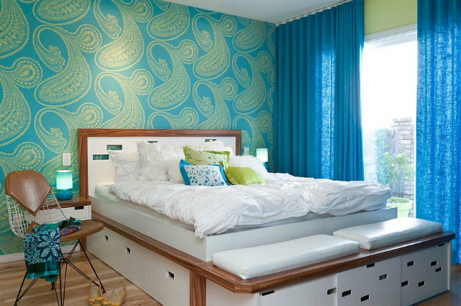 bedroom designs Bedroom Summer Trends: the Lastest 2016 Bedroom Designs 7 9