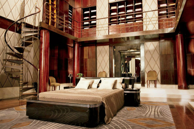 Bedroom Designs The Most Famous and Iconic Bedroom Designs in Movies 8 Great Gatsby