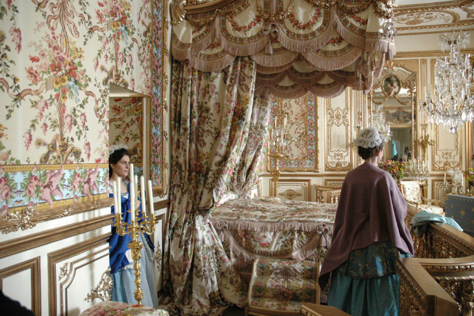 The Most Famous and Iconic Bedroom Designs in Movies Bedroom Designs The Most Famous and Iconic Bedroom Designs in Movies 9 Marie Antoinette   s bedroom