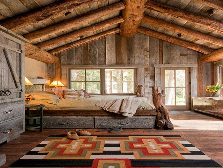 10 Decorating Secrets For Beautiful Rustic Bedrooms Rustic Bedrooms 10 Decorating Secrets For Beautiful Rustic Bedrooms 5 16
