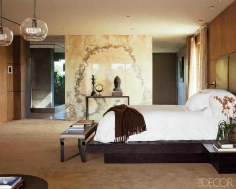 master bedrooms Inspiring Celebrity Master Bedrooms Under the Stars 7 5