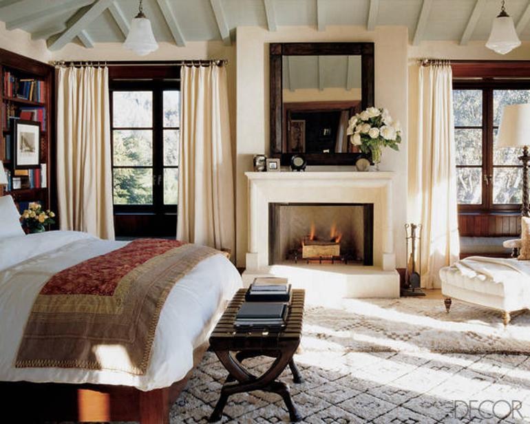master bedrooms Inspiring Celebrity Master Bedrooms Under the Stars 8 4