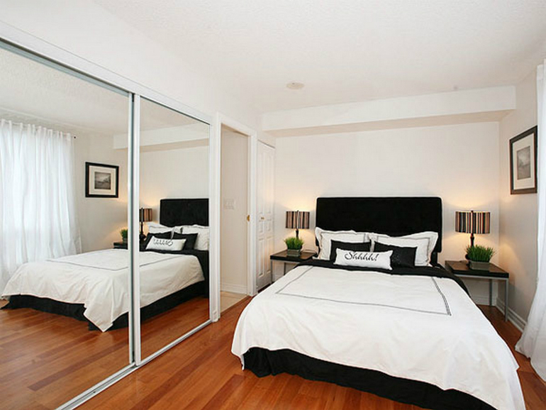 5 Small Bedroom Ideas to Make Your Home Look Enormous bedroom ideas 5 Small Bedroom Ideas to Make Your Home Look Enormous 13
