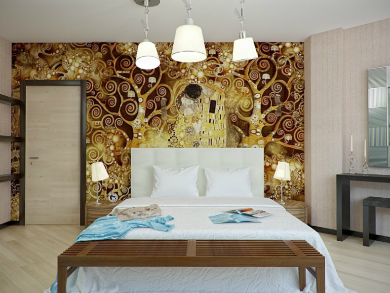 How To Choose A Hand Painted Mural For Your Bedroom Set Bedroom Set Choose  The