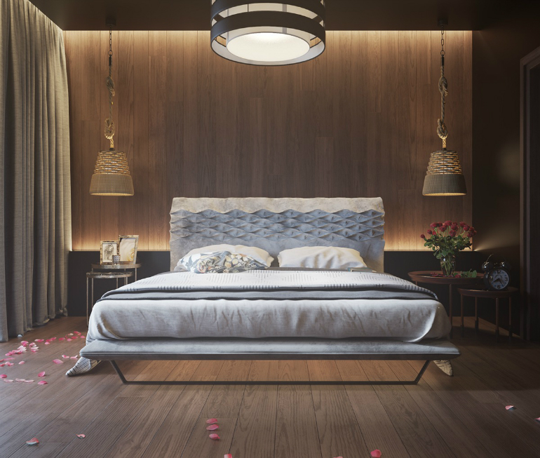 6 Steps To Make A Statement With Wood Walls In The Bedroom Set bedroom set 6 Steps To Make A Statement With Wood Walls In The Bedroom Set 2 25