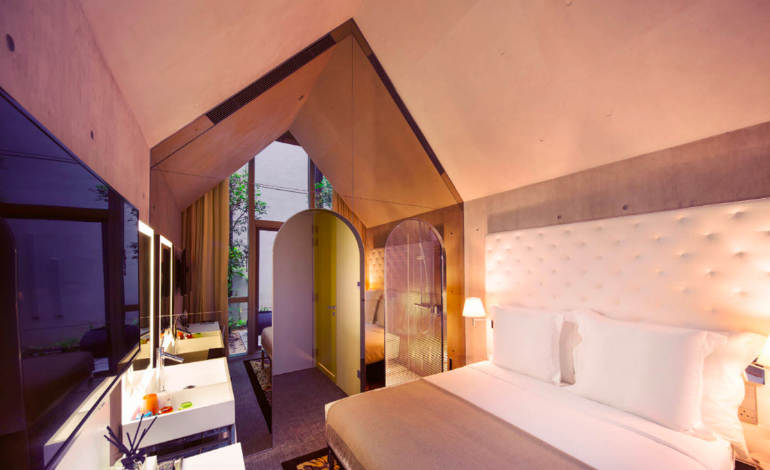 2 philippe starck Where to Stay – Philippe Starck Bedrooms for Hotel M Social Singapore 2 8
