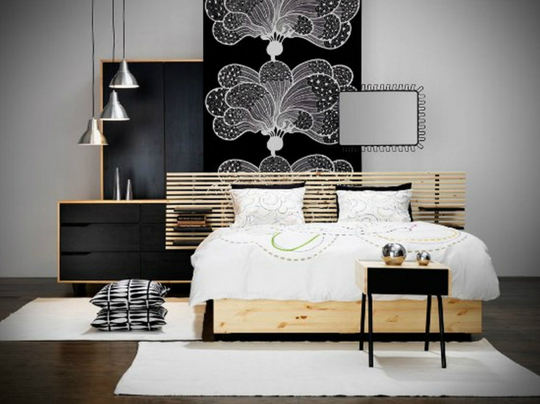 3 bedroom set Choose the Perfect Hand-Painted Mural For Your Bedroom Set 3 2