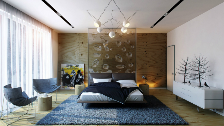 3 modern bedroom 5 Gorgeous Modern Bedroom Schemes That Will Inspire You 3 21