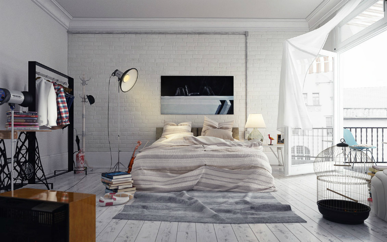 5 Gorgeous Modern Bedroom Schemes That Will Inspire You modern bedroom 5 Gorgeous Modern Bedroom Schemes That Will Inspire You 5 20