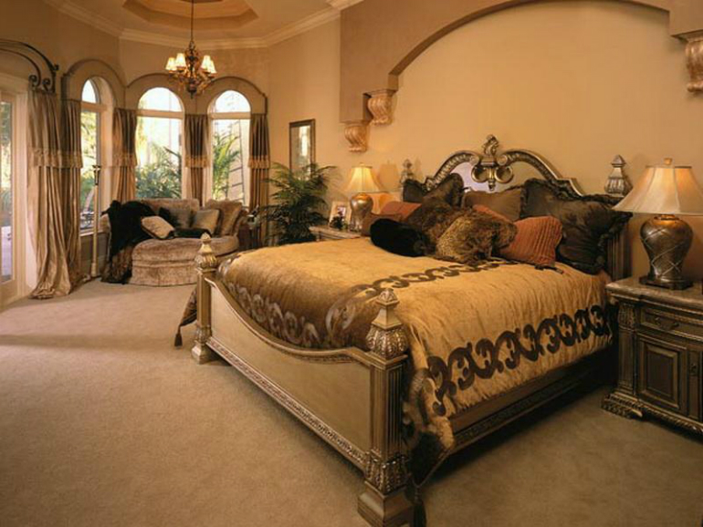 5 sensual bedroom interiors 5 Romantic and Sensual Bedroom Interiors for More Sleep 5 32