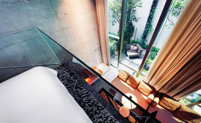 Where to Stay – Philippe Starck Bedrooms for Hotel M Social Singapore