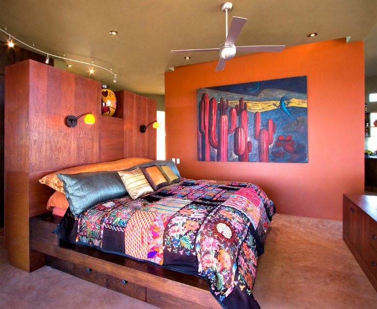 7 Bohemian Style Bedroom Interiors bedroom interiors 7 Bohemian Style Bedroom Interiors 1